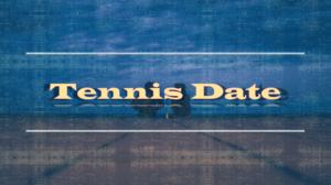 テニスデートは失敗するかも。おすすめは卓球