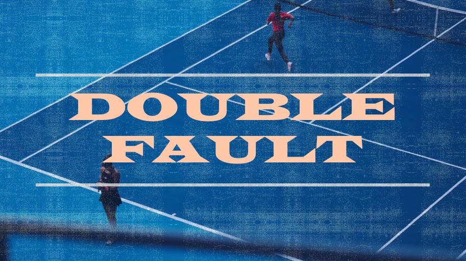 テニス、ダブルフォルトをなくすコツ