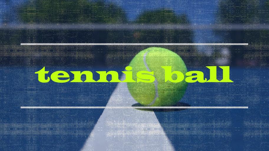 テニスボール、中古で買うのはやめた方がいいですよ