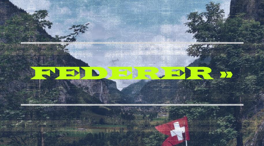 フェデラーはなぜ強いのか。年齢は